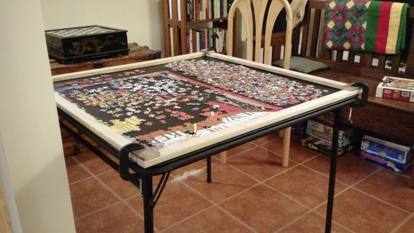Puzzle Table Hack
